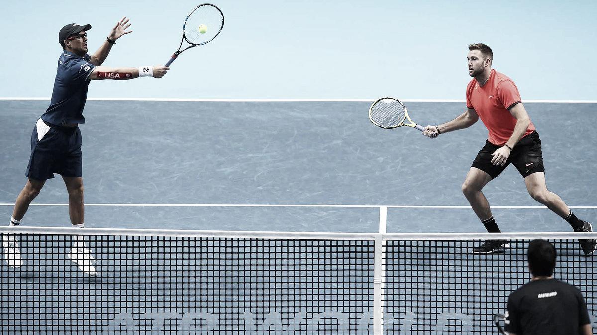Kubot/Melo estreiam com derrota para Bryan/Sock no ATP Finals