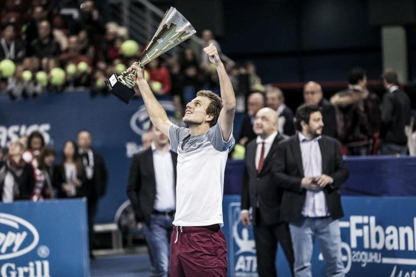 Previa ATP 250 Sofia: cuarta edición en la capital búlgara