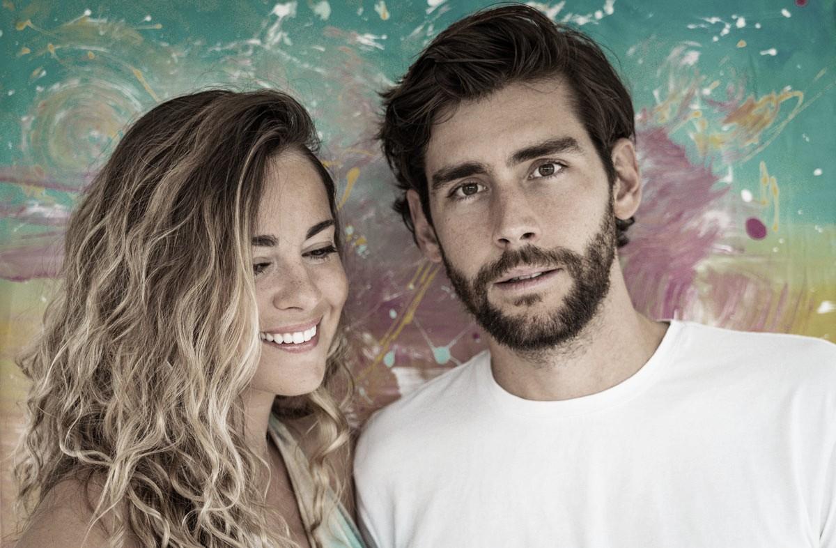 """""""Barrer a casa"""", el primer tema juntos de Sofía Ellar y Álvaro Soler"""