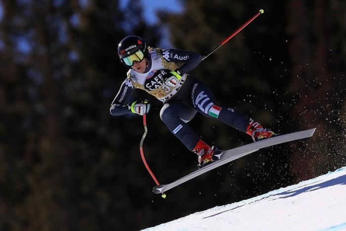 Sci Alpino - Aspen, Super G femminile: i pettorali di partenza
