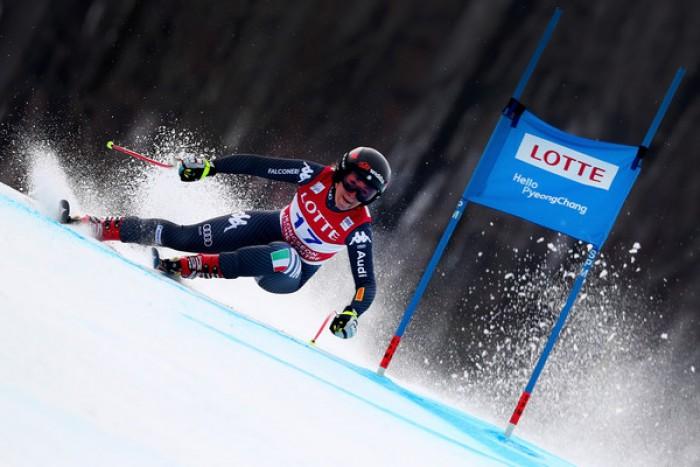 Sci Alpino femminile, Jeongseon - Super G, ancora Goggia!