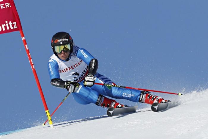 Sci Alpino femminile, il programma a Crans Montana