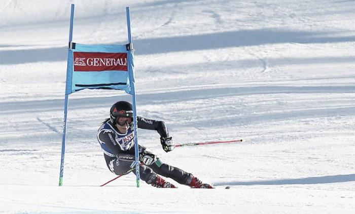 Sci Alpino - Altenmarkt: Ledecka prima in prova. Infortunio per Nadia Fanchini