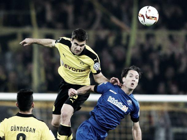 Borussia Dortmund 7-1 SC Paderborn 07: Seventh heaven for Tuchel's men