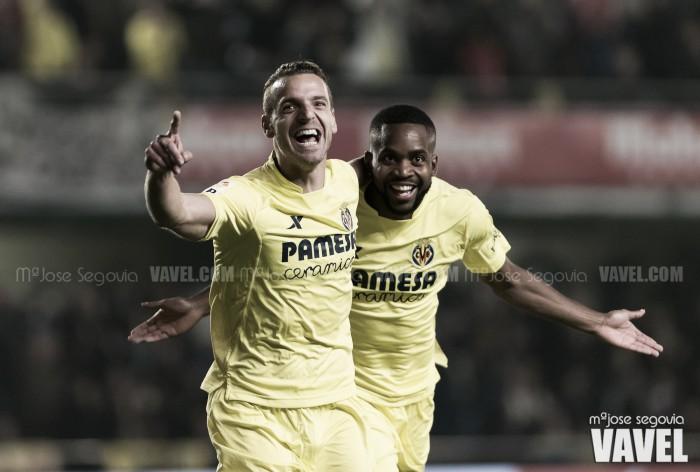 Roberto Soldado anotó en su regreso a la Liga frente a su víctima favorita