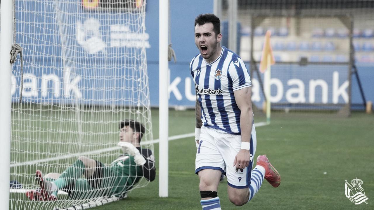 Previa SD Logroñés - Real Sociedad B: en busca de otra victoria con la mirada puesta en el Ascenso