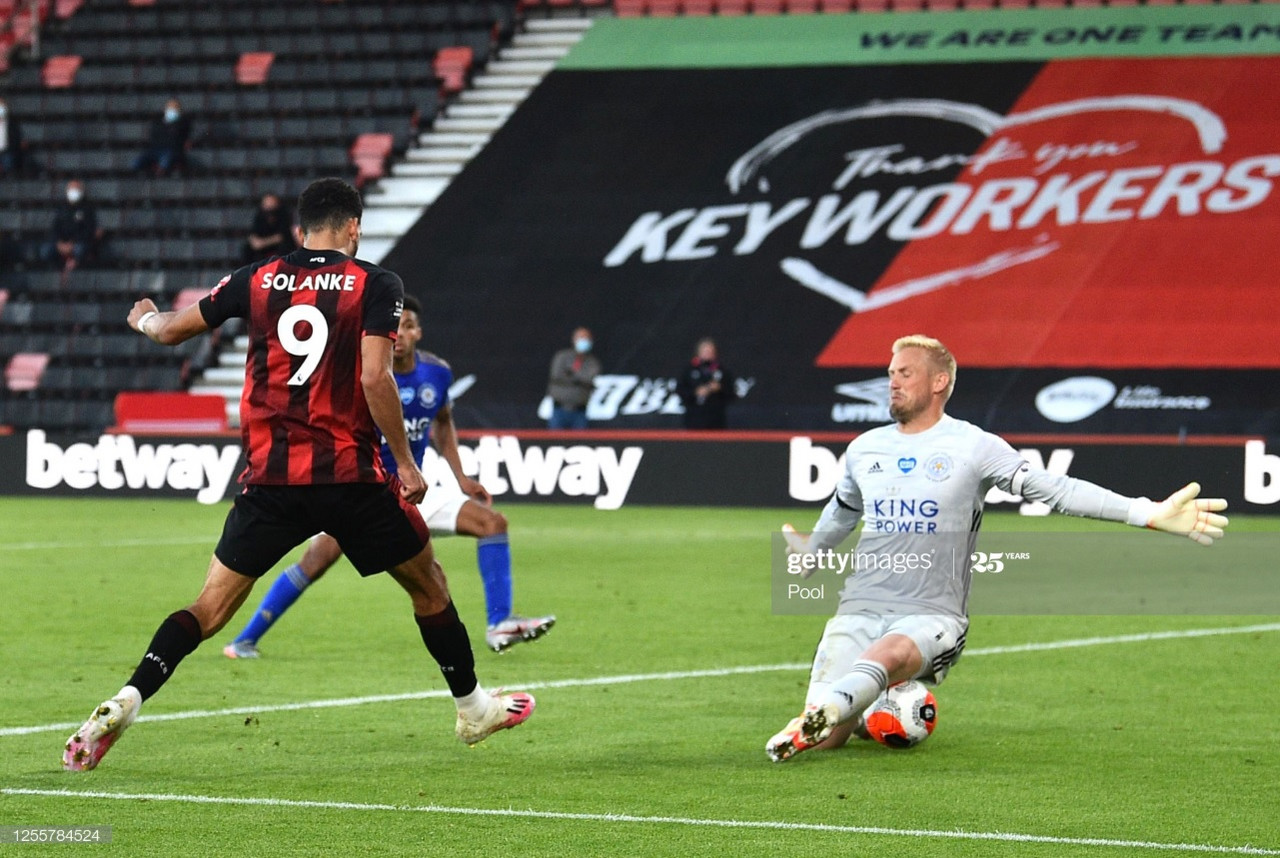 AFC Bournemouth 4-1 Leicester City: Second half madness sees the hosts achieve their first win since the break