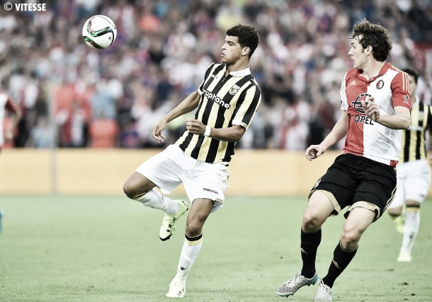Dominic Solanke tipped for success by Vitesse coach