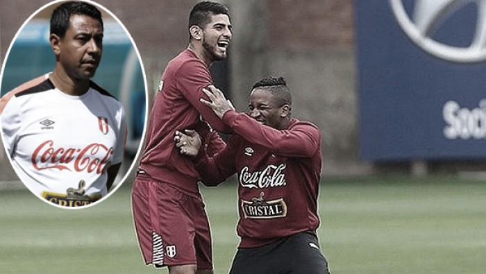 Selección Peruana: Solano anunció que se reunirá con Jefferson Farfán y Carlos Zambrano