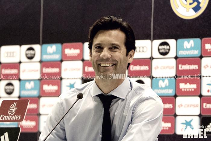 """Solari: """"Estamos en un buen momento, todos los jugadores están metidos en la competición"""""""