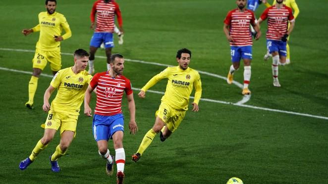 Previa Granada CF - Villarreal CF: retornar con buenas sensaciones antes de Europa League
