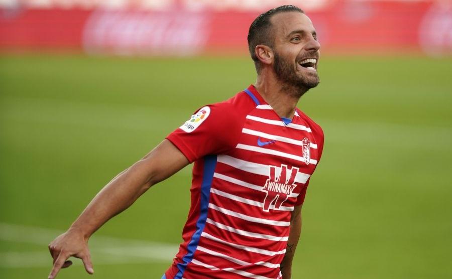 Soldado renueva con el Granada CF hasta 2022