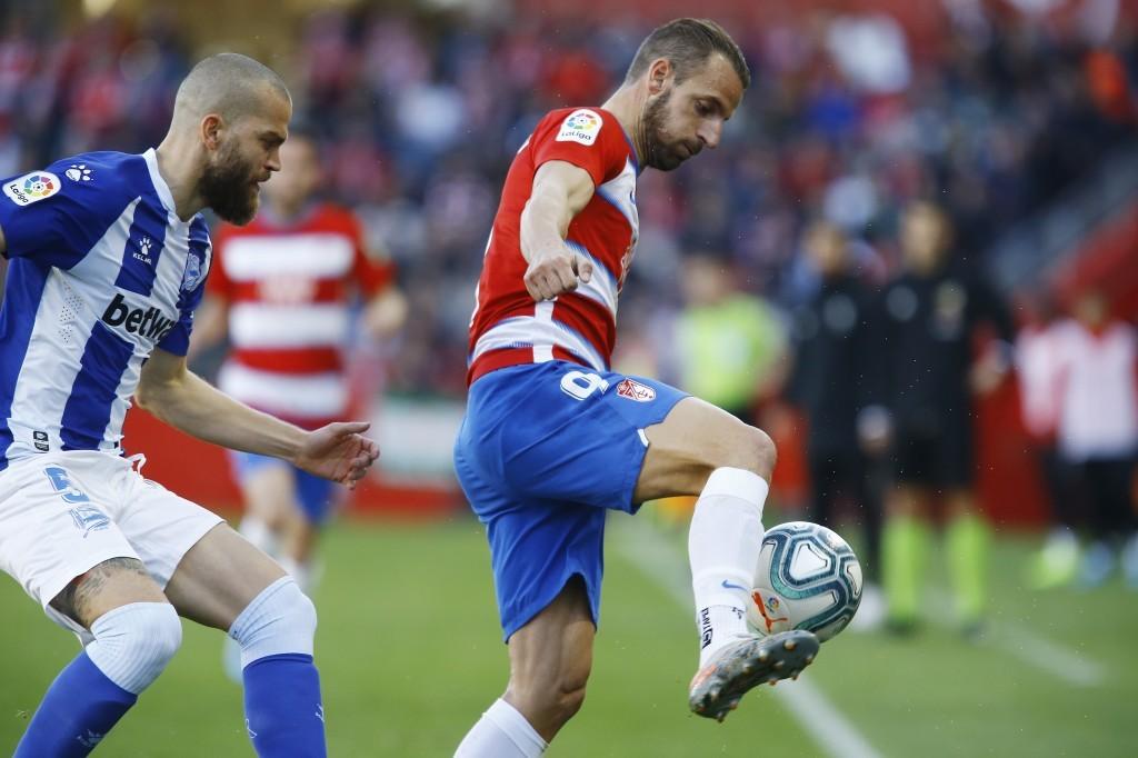 Granada CF - Alavés: puntuaciones del Granada, jornada 16 de La Liga Santander