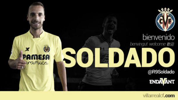 Villarreal: Roberto Soldado regressa a Espanha para renascer das cinzas