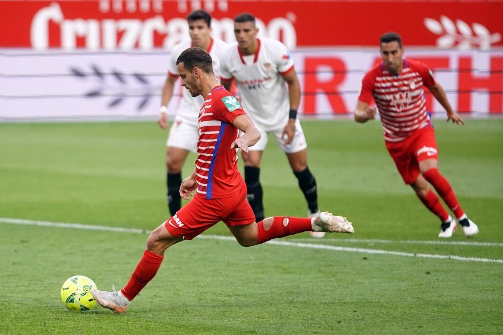 Resumen Granada CF 2020/21: delanteros