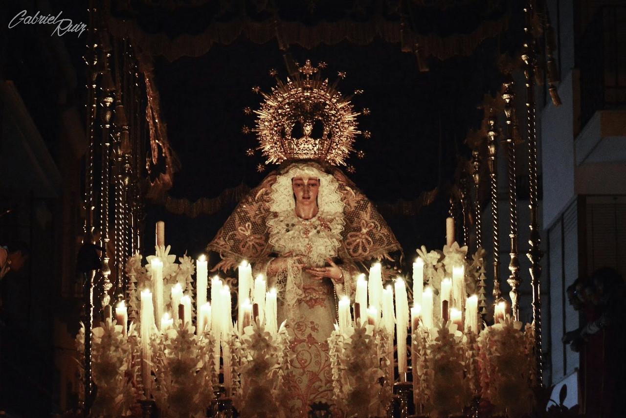 La Soledad reina en Moriles