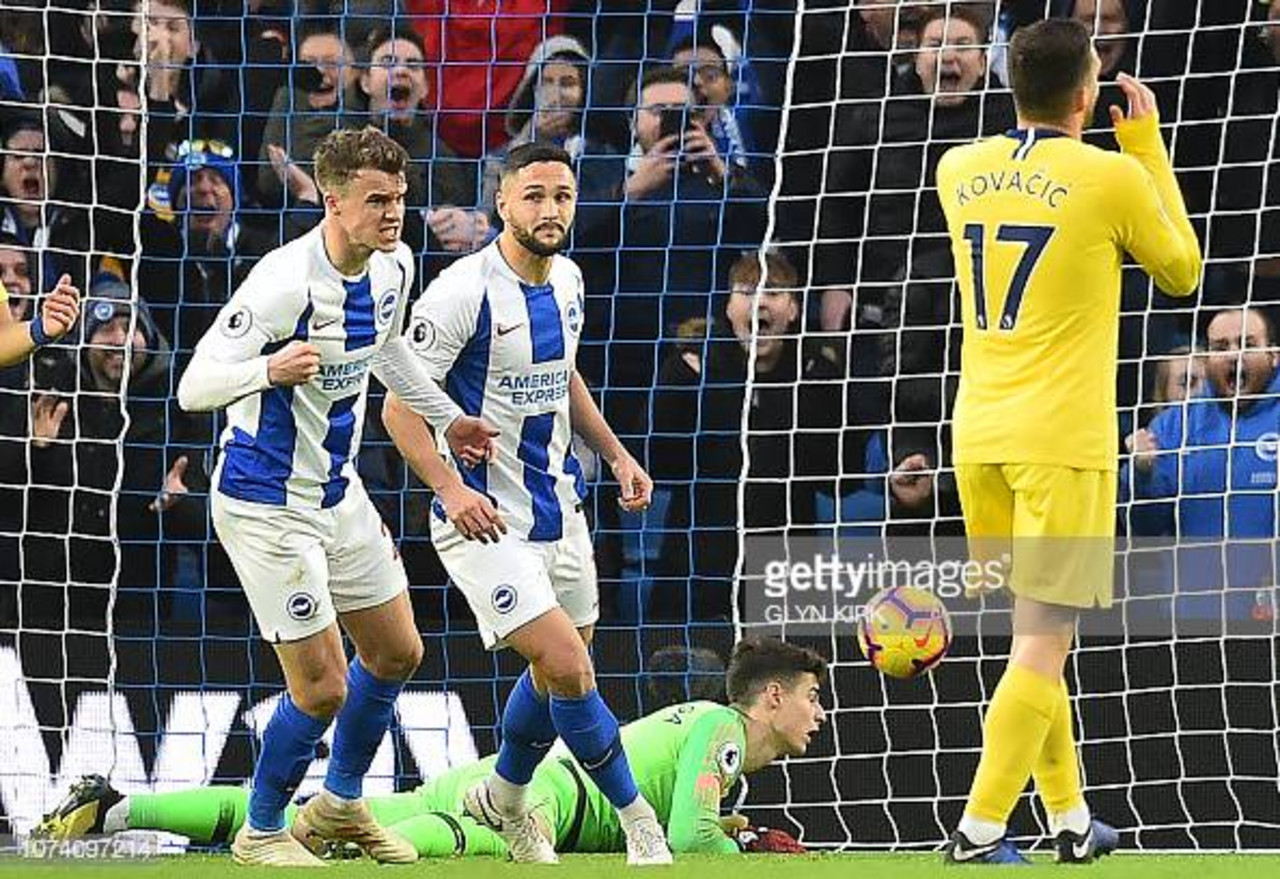 Solly March expresses disappointment after defeat to Chelsea