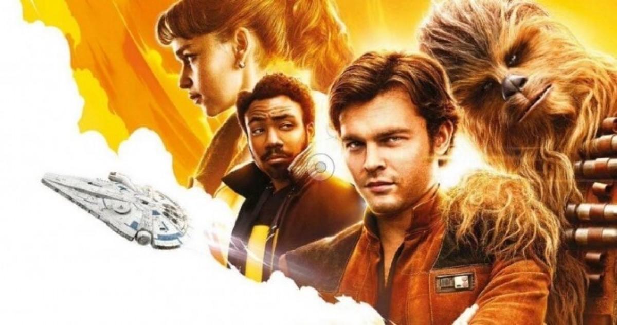 """""""Solo: Uma História Star Wars"""" ganha novo trailer"""