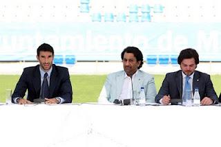 El Málaga, con un pago pendiente de 3,5 millones a Fernando Sanz