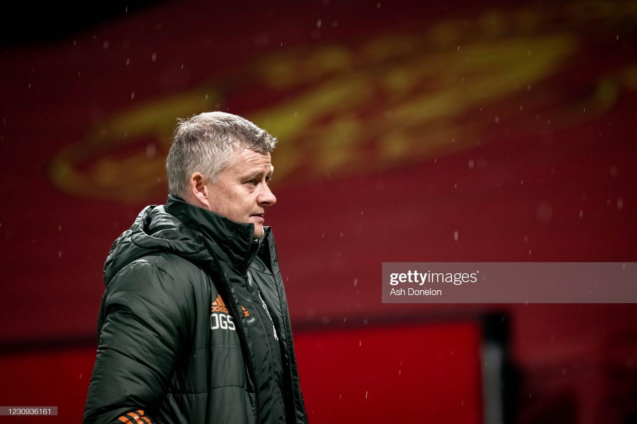 United equal Premier League record: Solskjaer's post-match comments