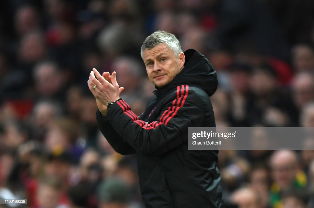 """Ole Gunnar Solskjaer hails late victory against Southampton as """"like the old days"""""""