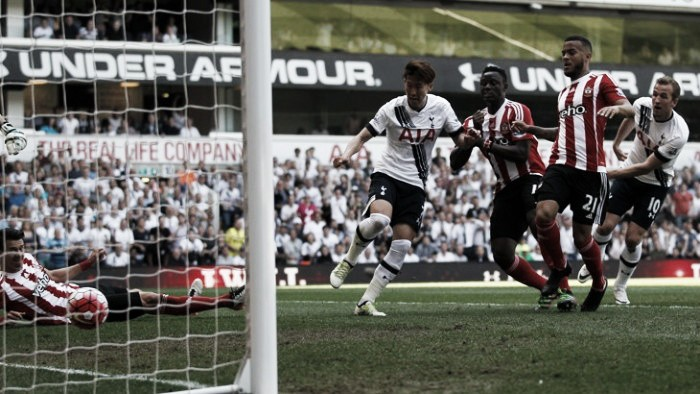 Tottenham Hotspur 1-2 Southampton: Spurs player ratings as they drop points for the third successive game