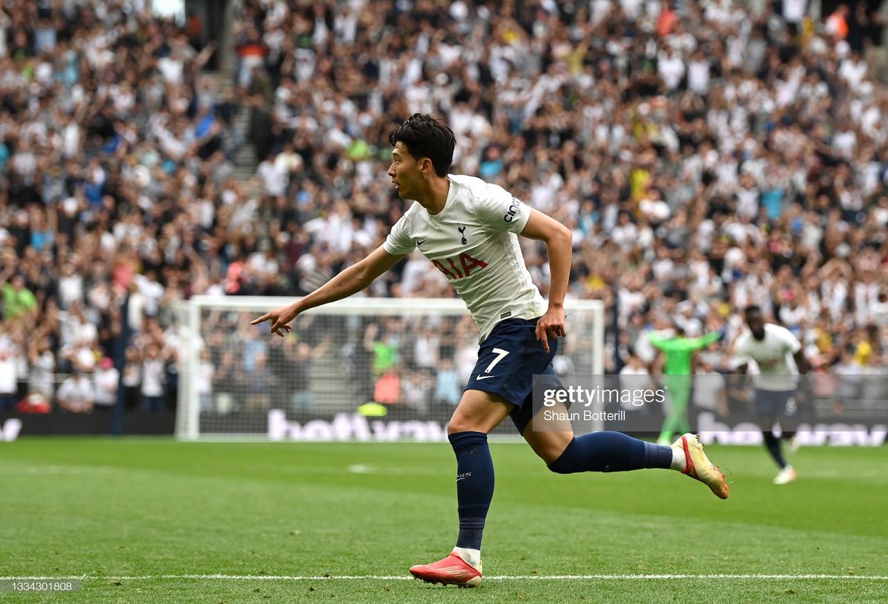 Tottenham 1-0 Manchester City:  Spurs Stun The Reigning Champs