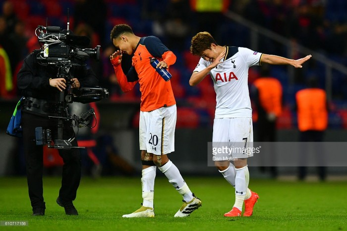 CSKA Moscow 0-1 Tottenham Hotspur: Son shines once again as Spurs take vital three points