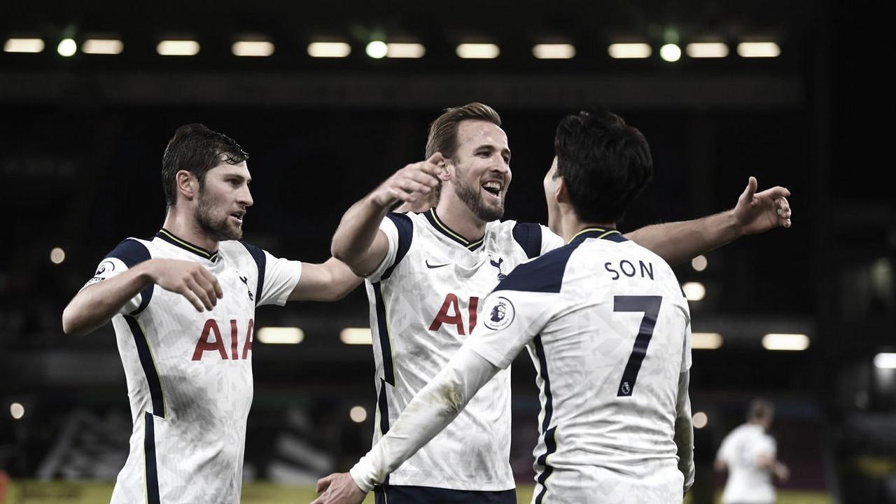 Kane y Son, la combinación letal del Tottenham. Premier League.
