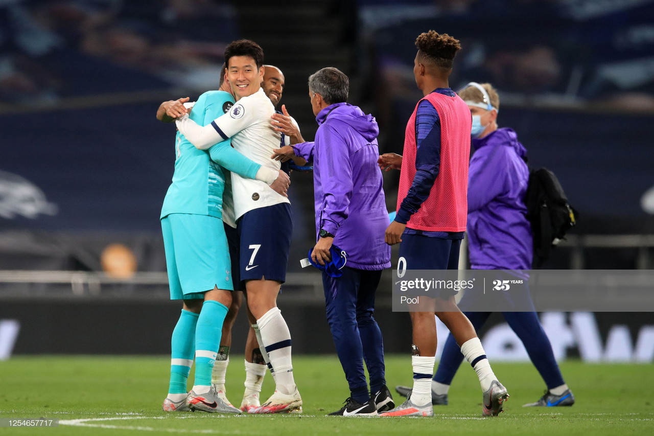 Why Lloris was right to criticise Son ON the pitch and not in the dressing room