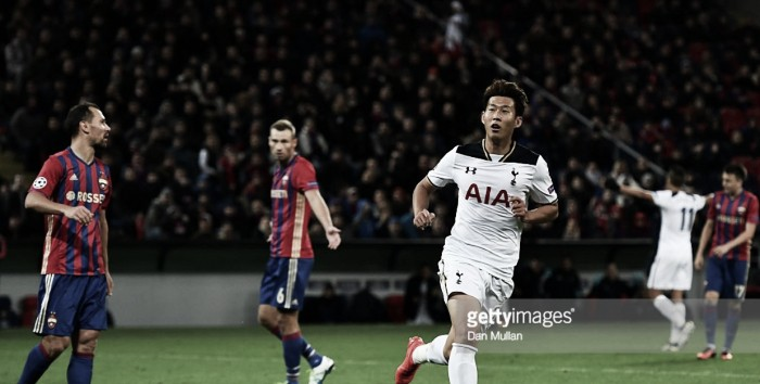 Analysis: Key changes lead Tottenham to victory against CSKA