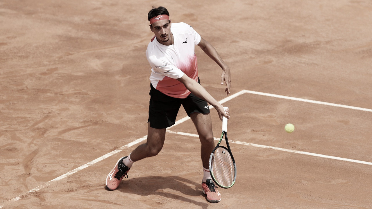 Sonego salva match point e elimina Thiem em jogaço no Masters 1000 de Roma