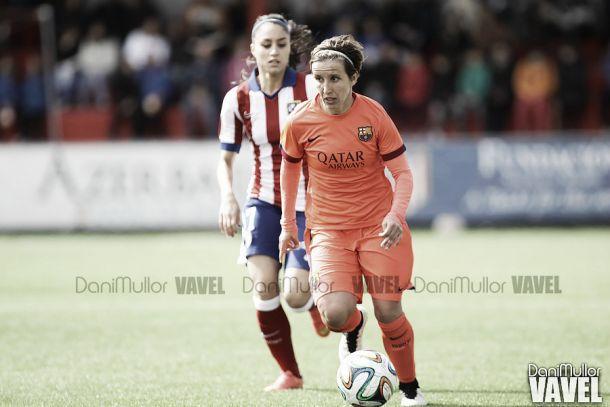 """Sonia Bermúdez: """"Estoy muy contenta por fichar por el Atlético, el objetivo es la Liga"""""""