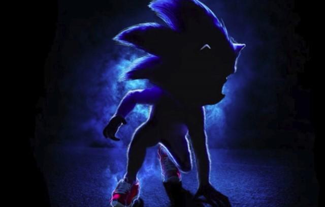 El primer póster de la película de Sonic ya está aquí