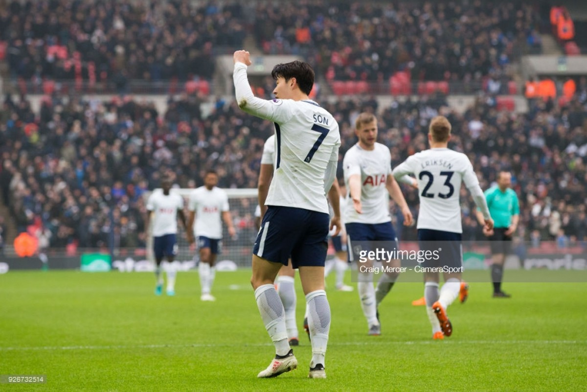 Analysis: Spurs breeze past the struggling Terriers as Son grabs a brace
