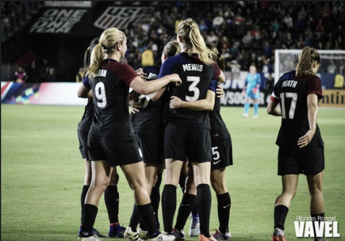 SheBelieves Cup Preview: USA look to end Cup on a high note against France