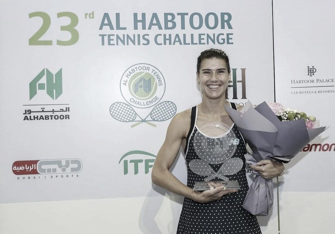 Sorana Cirstea vuelve a campeonar cuatro años después