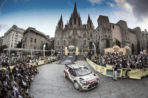 Los tramos del Rally de España 2014