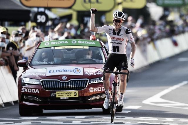 La fortaleza de Andersen se impone por segunda vez en el Tour 2020