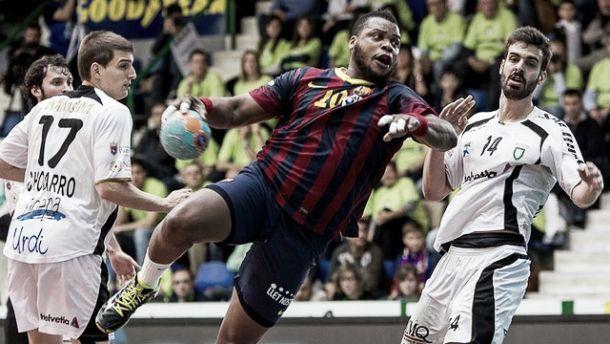 Helvetia Anaitasuna - FC Barcelona: vuelve el balonmano a la televisión en la Catedral