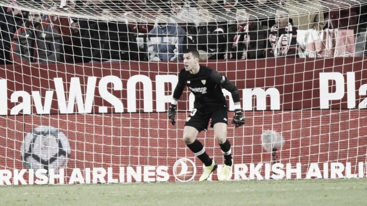 David Soria tiene todas las papeletas para ser titular ante el Bayern