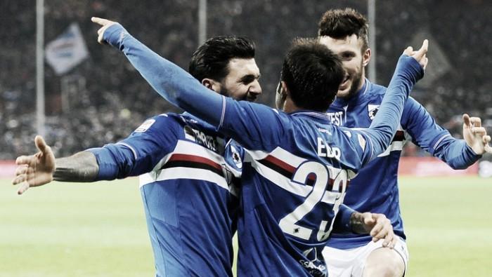 Soriano ed Eder tra derby e mercato: la Sampdoria trema