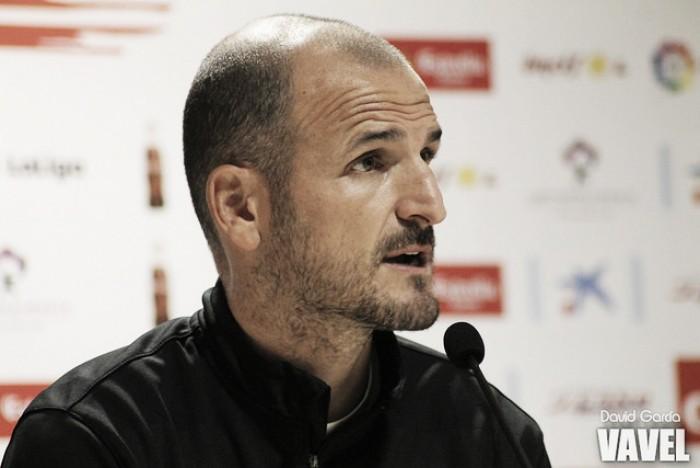"""Fernando Soriano: """"El resultado ha sido justo"""""""