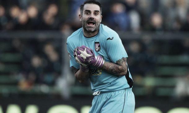 """Palermo, Sorrentino: """"Contento della vittoria. Nazionale? Ci spero"""""""
