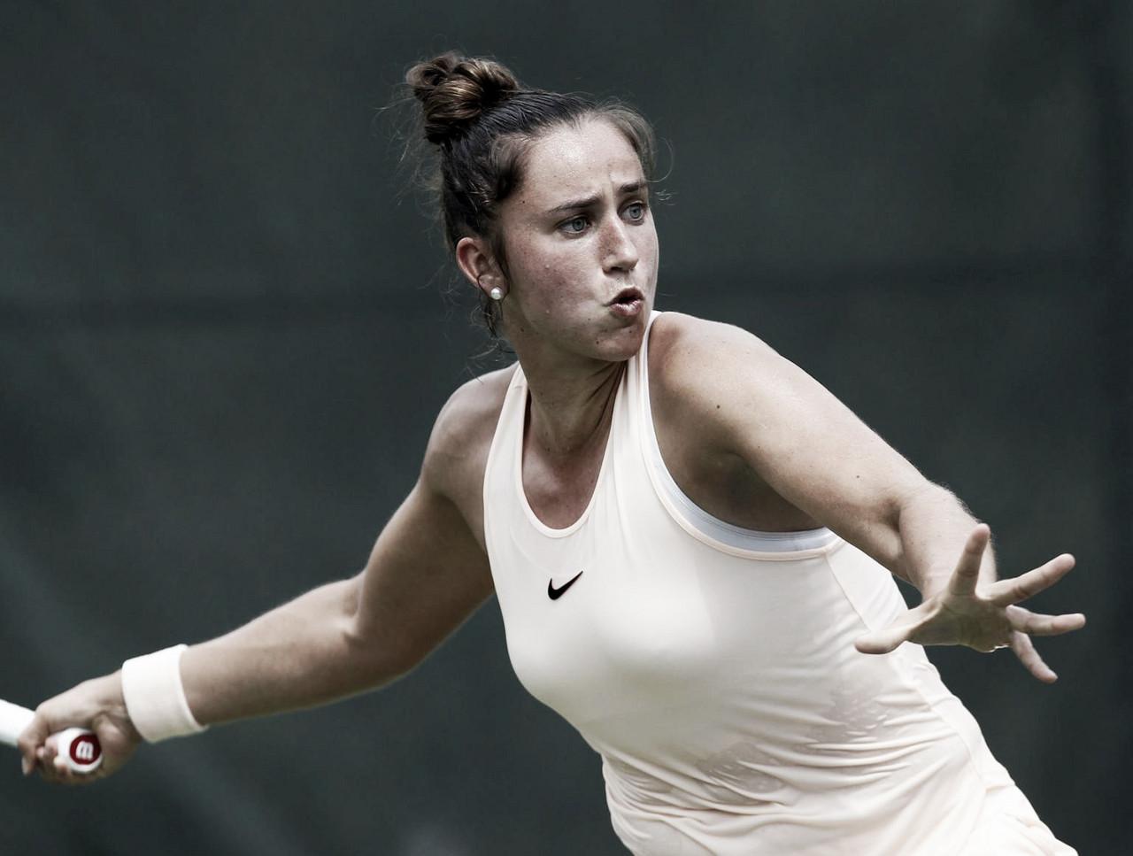 Sorribes pierde ante Hibino en el primer partido de la Fed Cup