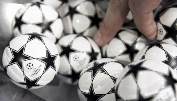 Diretta live sorteggio Champions League e Europa League da Nyon