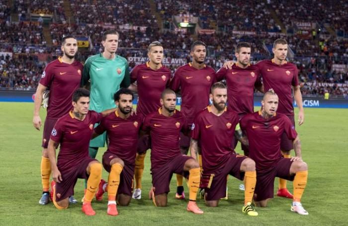 Roma: giovedì l'esordio europeo con il Viktoria Plzen, le ultime sulla squadra