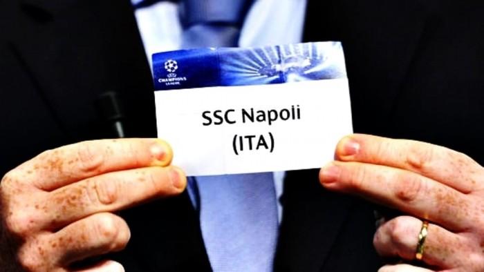 Napoli, l'urna adesso è l'avversario più difficile