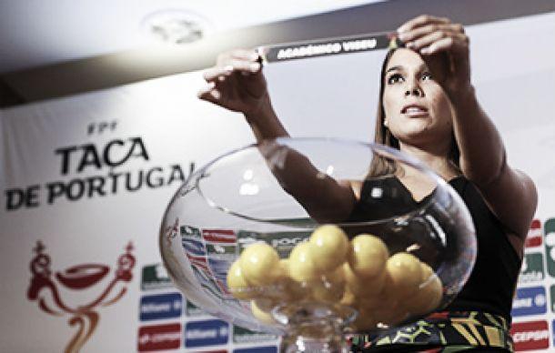 Taça de Portugal: Sporting vai a Espinho e Benfica recebe Moreirense