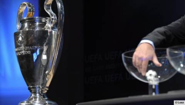 Sorteio define os grupos da UEFA Champions League 2013 - 2014